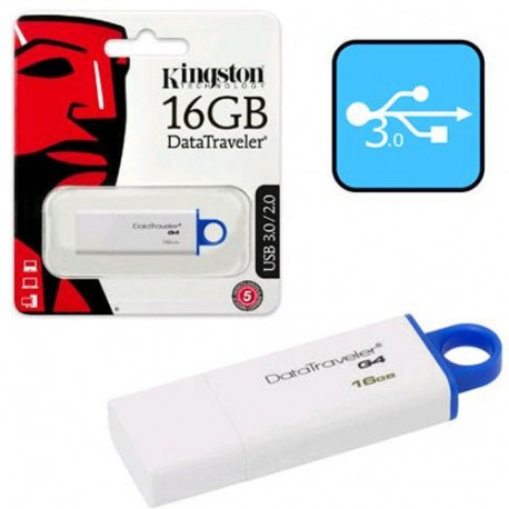Memorie USB Kingston DataTraveler DTIG4, 16GB, USB 3.0